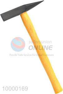 Machinist Hammer With Wooden Handle 16MM