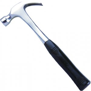 16OZ Hot Sale Claw Hammers With Black Handle