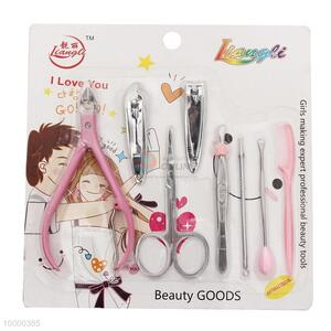 2015 Mix Color Fashion New Cheap Cute Manicure Set