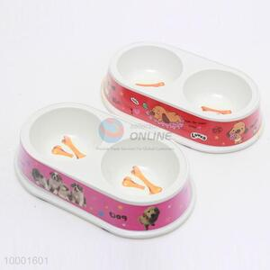 Small Size Double Bowl