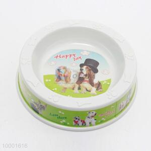 Round Shape Pet Bowl