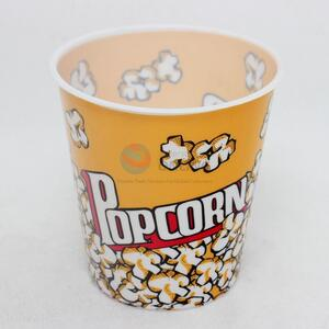 Disposable movie theatre paper popcorn buckets