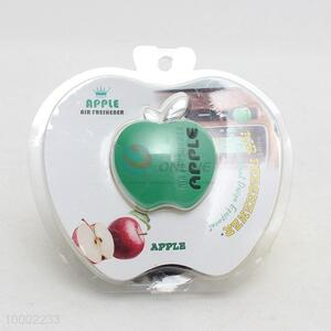 Apple shaped air freshener