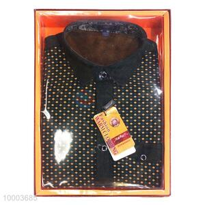 Large Size High Quality Men's Thermal Shirt For Winter