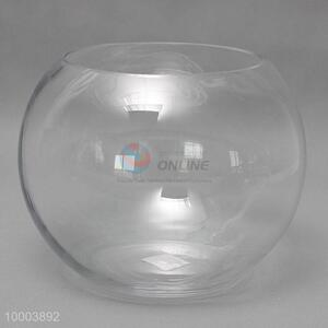 Round Fish Tank For Flower