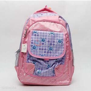 Pink Cute Schoolbag