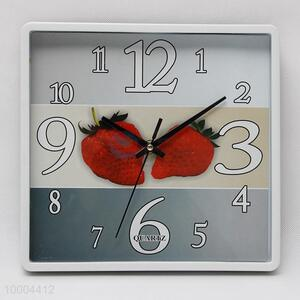 China Clock Factory Customized Wall Clocks Plastic Wall Clock in High Quality&Good Prices