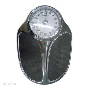 Stainless Steel Weighing Scale With Foot Shaped