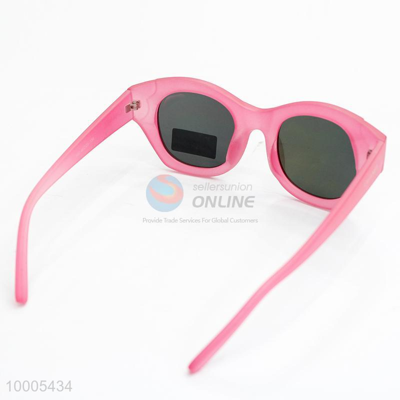 42ff7b52f7 Thick Pink Frame Sunglasses - Sellersunion Online