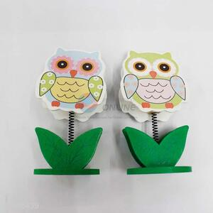 Wholesale Cute Owl Name Card Holder