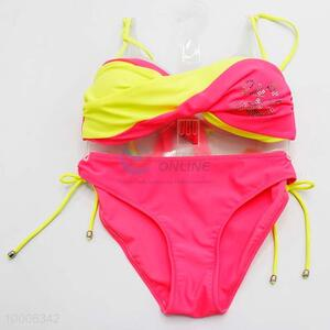High Quality Two-tone Fashion Sexy Bikini