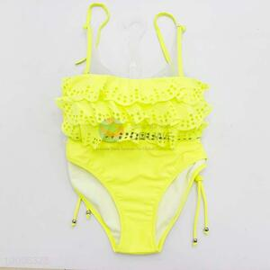 Wholesale Yellow Fashion Sexy Bikini