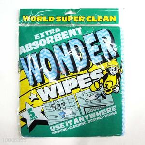 Wholesale 5PC Wonder Wipes/Duster Cloth