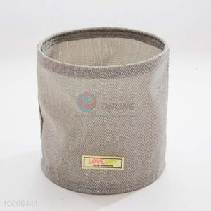 High Quality 23*22 Textilene Waste Basket