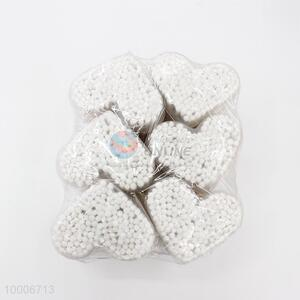 Wholesale Hearted Wooden Cotton Swab