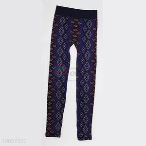 Wholesale Jacquared Weave Cropped Trousers
