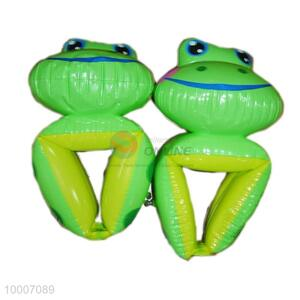 Wholesale Frog PVC Swimming Arm Ring For Kids