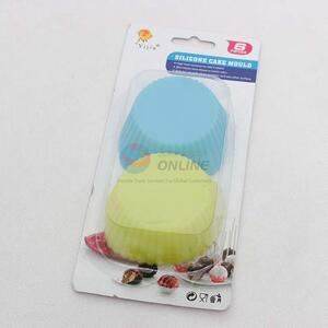 Cheap Price Eco-frienbly Silicone Cake Mould Set of 6pcs