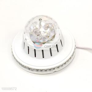 Wholesale RGB Color Round Rotatable Stage Lamp