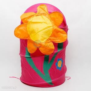 Polyester good quality laundry basket