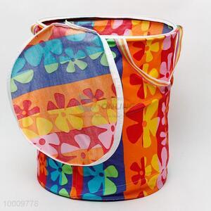 Good quality floral 41*50cm storage basket