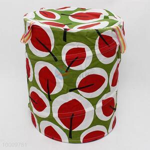 41*50cm floral storage laundry basket