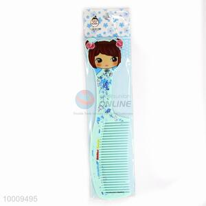Wholesale Little Girl Portable Plastic Comb For Little Girl