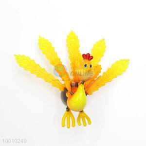 Wholesale Chicken Plastic Craft For Home/Office Decoration