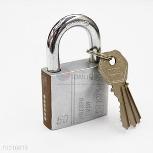Best Price Silver Color Iron Lock Body Copper Lock Core