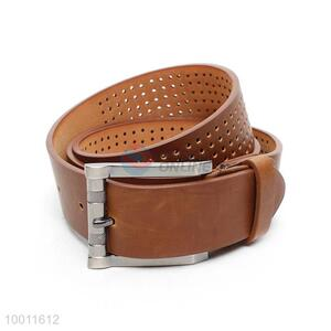 Wholesale Wide Fashion Leather Belt For Men
