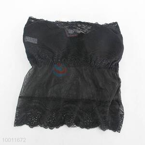 Wholesale High Quality White/Black Lace Long Wrapped Chest