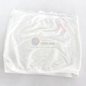 Wholesale High Quality White/Black Lace Wide Wrapped Chest