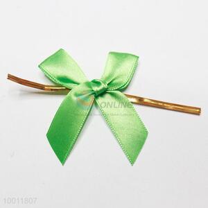Satin ribbon bowknot for birthday boxes decoration