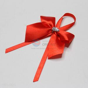 Red wedding/party decorative bowknot