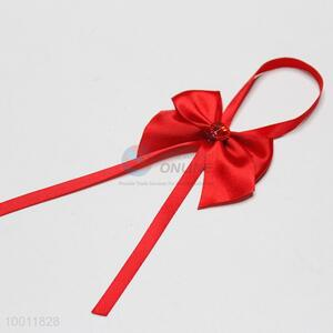 Red festival decorative bowknot