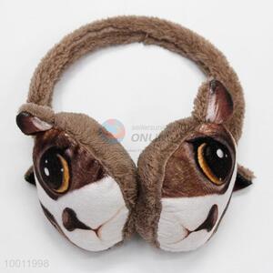 Wholesale 3D Face Comfortable Warm Earmuff for Women Girls