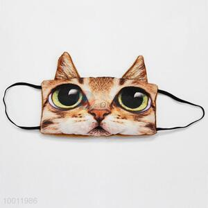 Cute Cat with Ear Animal Face Eyeshade Sleeping Eye Patch