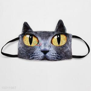 British Shorthair Animal Face 3D Eyeshade Eyepatch for Health Care