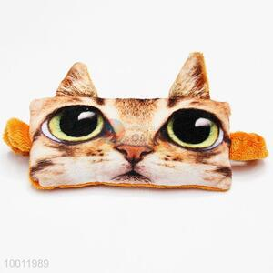 Soft Rest Eyeshade Cute Cat Face Sleeping Blindfold