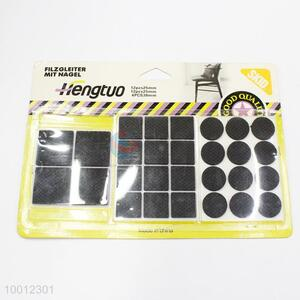 Adhesive Felt Pads Set With Large Head Card Package