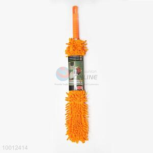 Wholesale Multifunctional Orange Two-sided Chenille Microfiber Duster