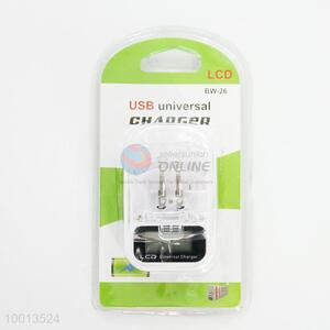 LCD Universal USB Charger