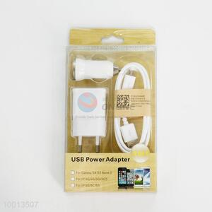 2 In 1 USB Power Adapter
