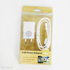 Top Selling 2 In 1 USB Power Adapter