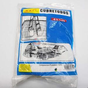 Wholesale 4*5m Plastic Coveralls Sofa Dust Covers