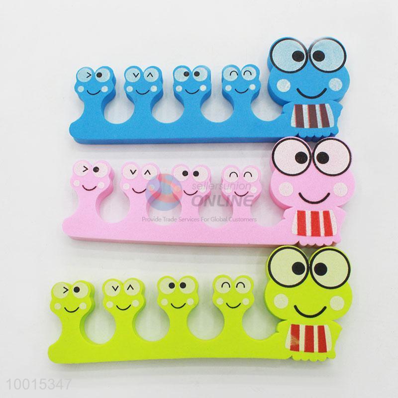 1pc Cartoon Soft Sponge Foam Finger Toe Separator Nail Art Salon ...