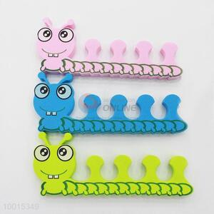 1pc New Design Soft Sponge Foam Finger Toe Separator Nail Tools