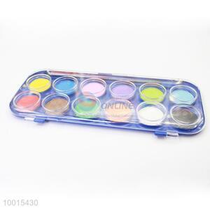 High Quality 12-color Round Pigment Powder