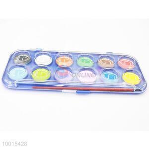12-color Round Pigment Powder