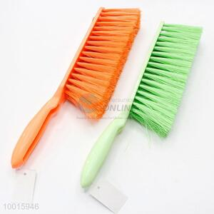 Orange/Green Plastic Bed Brush Broom Brush With Long Handle